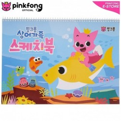 PINKFONG BABY SHARK SKETCHBOOK