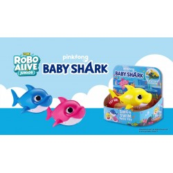Robo Alive Junior Zuru Robotic Baby Shark