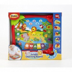 JUNGLE LEARNING BOARD (002513)