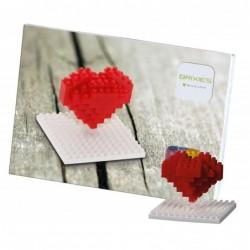 Brixies Postcard Heart...