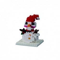 Brixies Postcard Snowman...