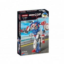 IRON COP (GROUND ROBOT)...