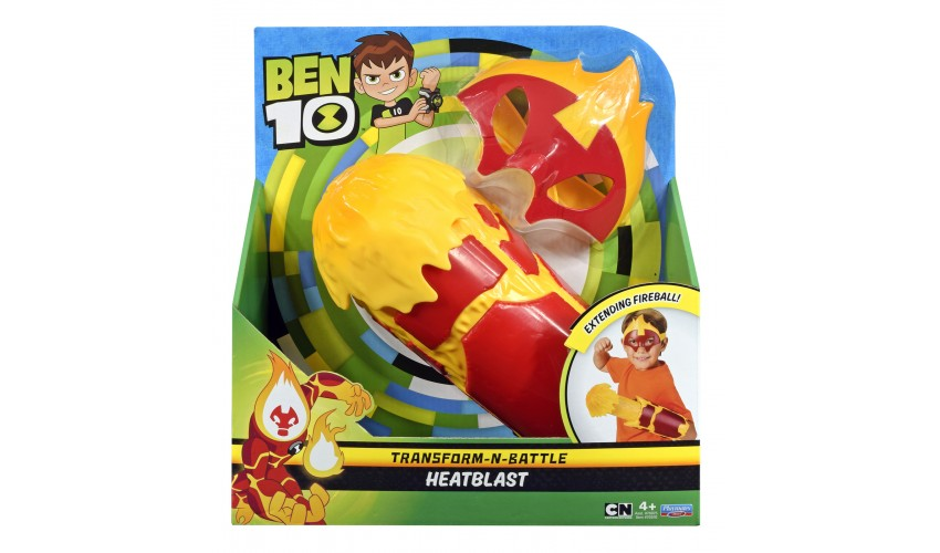 Heatblast Gauntlet Mask