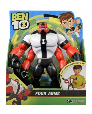 Ben 10 Giant Four Arms...