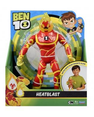 Ben 10 Giant Heatblast...