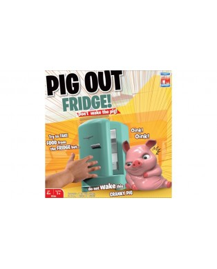 Pig Out Fridge