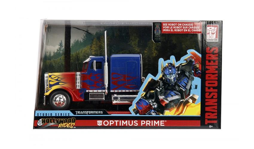 Jada 1:24 T1 Optimus Prime