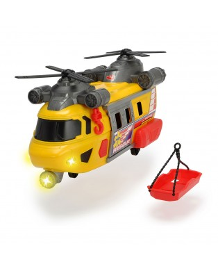 Rescue Helicopter - Yellow...