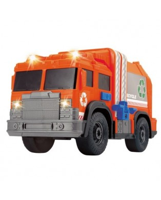 Recycle Truck - Orange 30cm