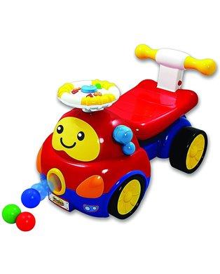 Walker Ride-On Popping Car