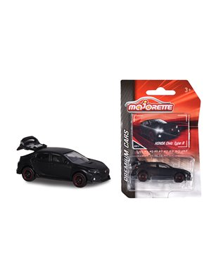 Mj Premium Honda Civic Type R Matt Black