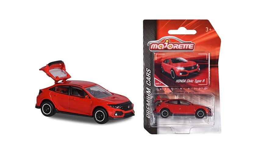 Mj Premium Honda Civic Type R Red