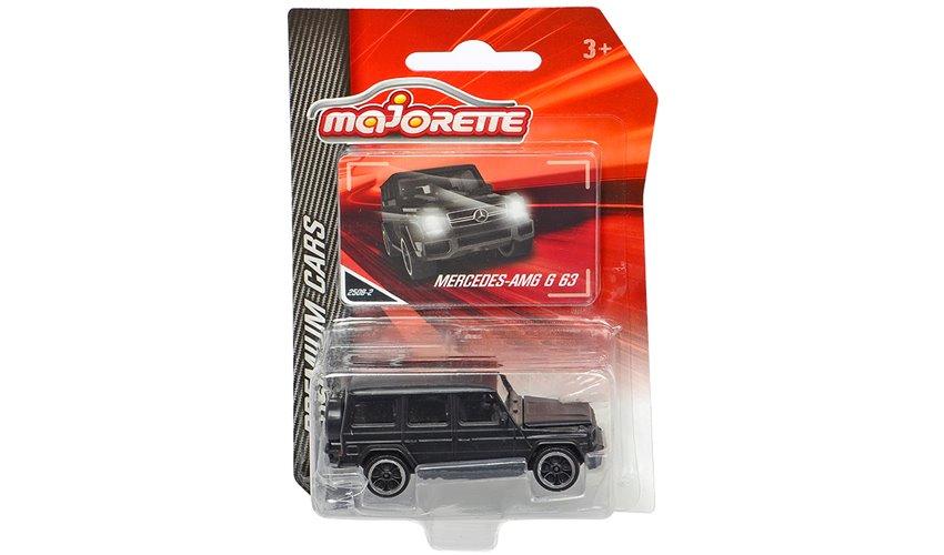 Mj Premium Mercedes G63 Matt Black