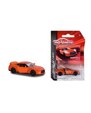 Mj Premium Nissan Gtr Orange