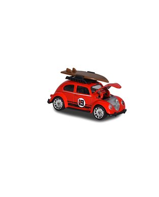 Mj VW Beetle Surfing Toy Fair 2019 7.5cm