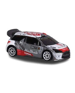 Mj Racing Cars Citroen Ds3 Meeke