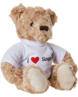 Qr Plush Teddy With Tshirt (900.102)