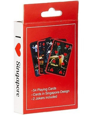 Playing Cards Singapore (400.107)