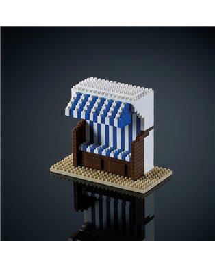 Brixies Wicker Beach Chair (200.145)
