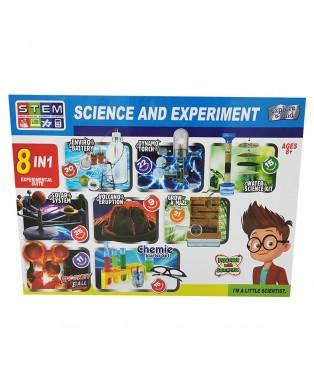 Science - 8 in 1...