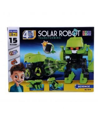 Science - 4 in 1 Solar...