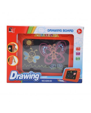Drawing Easel with light