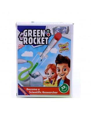 Science - Green Rocket