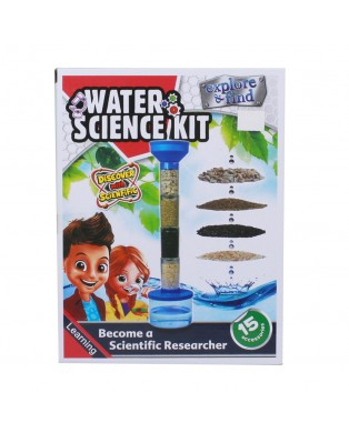 Science - Water science kit