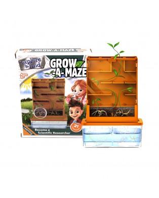 Science - Grow a Maze