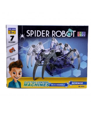 Science - Solar Robot Spider