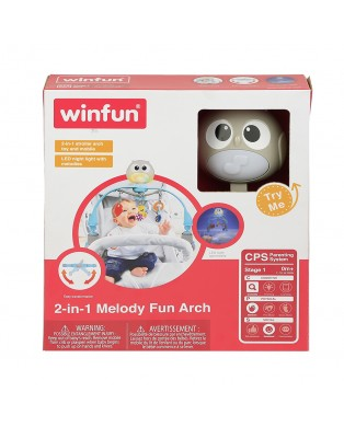 2-In-1 Melody Fun Arch...