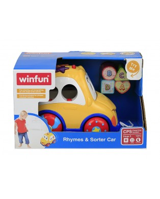Rhymes & Sorter Car...