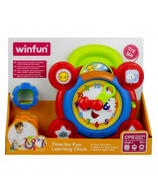 Time For Fun Learning Clock...