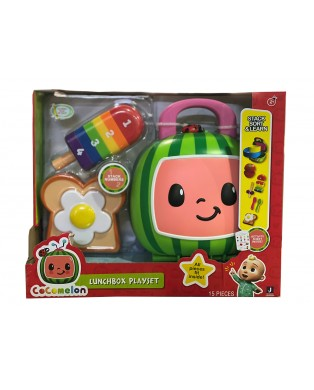 Coco Melon Wooden Lunchbox...