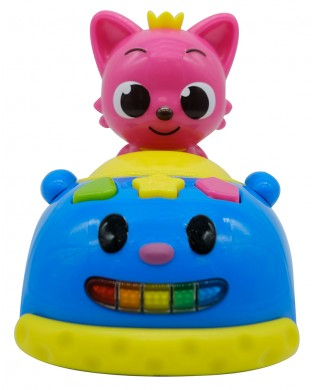 Car And Pinkfong Figure