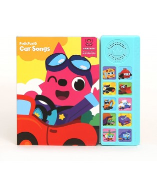 Pinkfong Sound Book - Car...
