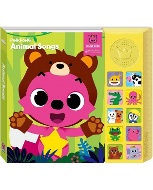 Pinkfong Sound Book -...