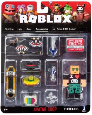 Rob- Avatar Shop (Retro...