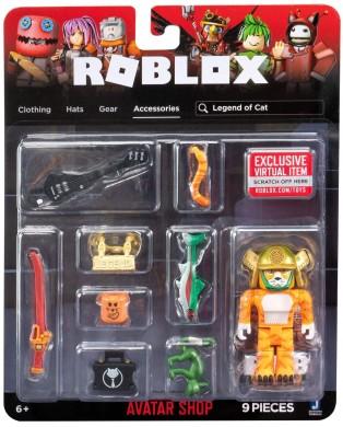 Rob- Avatar Shop (Legend Of...